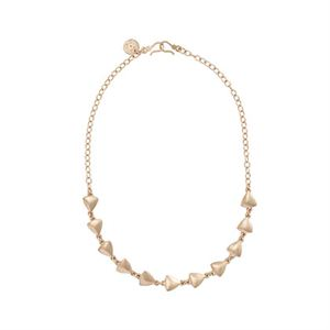 Picture of Arrows Expression Gold Necklace